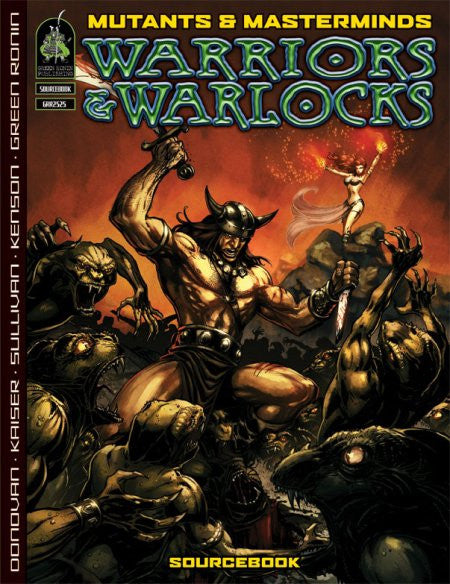 Warriors & Warlocks (PDF)