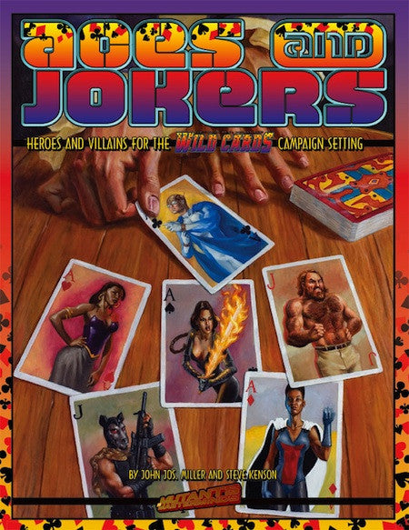 Wild Cards: Aces & Jokers (PDF)
