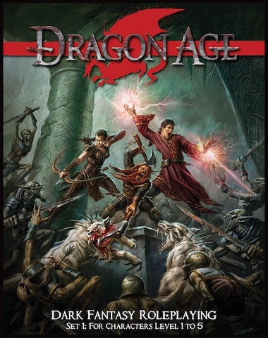 Dragon Age RPG, Set 1 (Print)