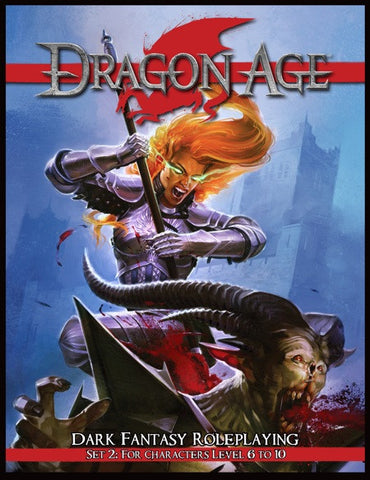Dragon Age RPG: Set 2 (Print)