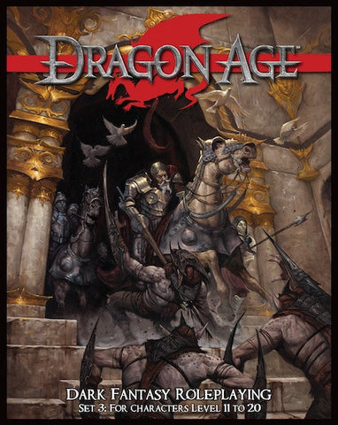 Dragon Age RPG: Set 3 (Print)