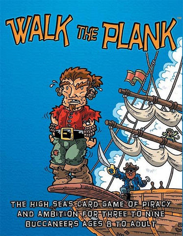 Walk the Plank Card Game