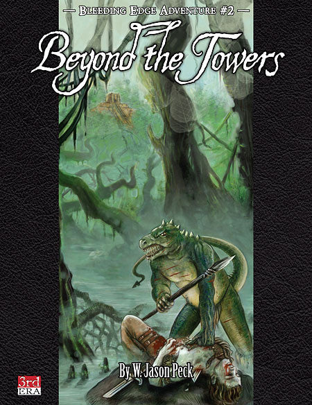 Bleeding Edge Adventures #2: Beyond the Towers (PDF)