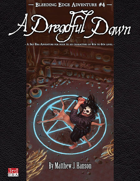 Bleeding Edge Adventures #4: A Dreadful Dawn (PDF)