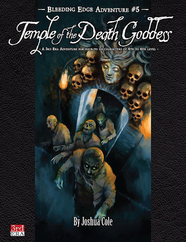 Bleeding Edge Adventures #5: Temple of the Death Goddess (PDF)