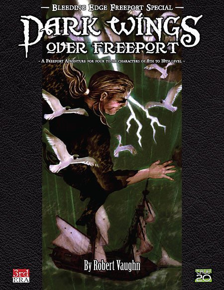 Bleeding Edge Special: Dark Wings Over Freeport (PDF)