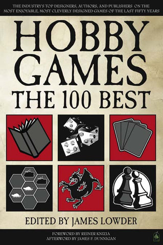 Hobby Games: The 100 Best (MOBI)