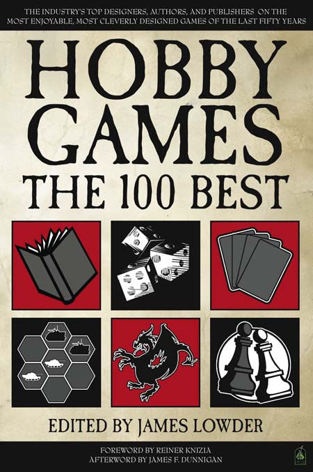 Hobby Games: The 100 Best (EPUB)