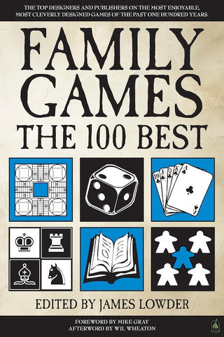 Family Games: The 100 Best (MOBI)