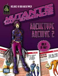 Mutants & Masterminds Archetype Archive 2 (PDF)