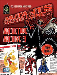 Mutants & Masterminds Archetype Archive 3 (PDF)