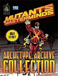 Mutants & Masterminds Archetype Archive Collection (PDF)