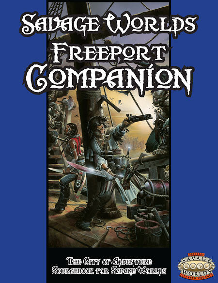 Savage Worlds Freeport Companion (PDF)