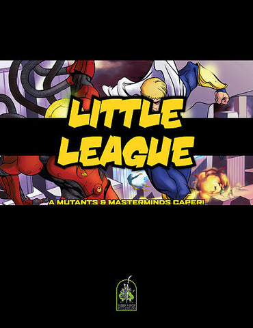 M&M Caper #1: Little League (PDF)