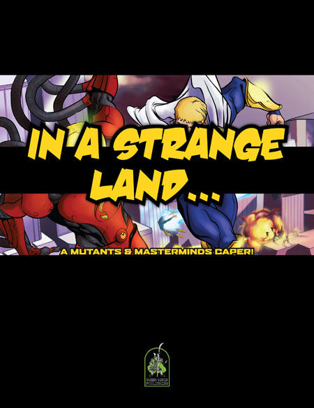 M&M Caper #2: In a Strange Land (PDF)
