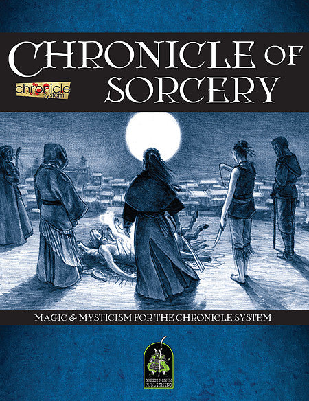 Chronicle of Sorcery (PDF)
