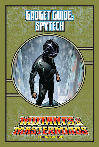 Mutants & Masterminds Gadget Guide: Spy-Tech (PDF)