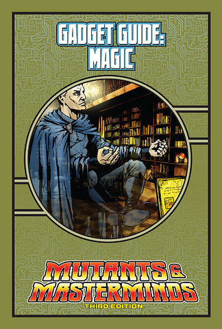 Mutants & Masterminds Gadget Guide: Magic (PDF)