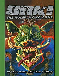 Ork! the Roleplaying Game (Print)