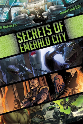 Secrets of Emerald City (PDF)