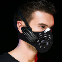 Load image into Gallery viewer, Wireless, Dust-Resistant, Anti-Pollution, Bone Conduction Headphone Mask