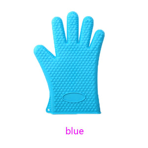 Hot Hands🔥Silicone Oven Heat Protection Gloves