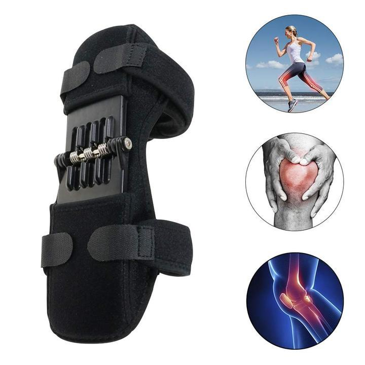 Knee joint sports booster adult knee pads