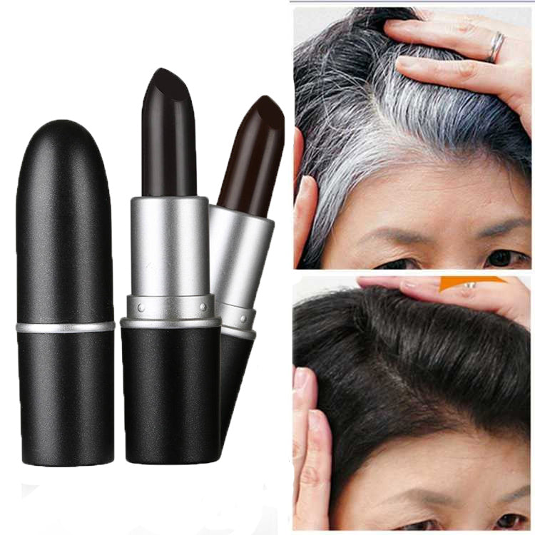 One-Time Hair Dye💄3s cover white hair