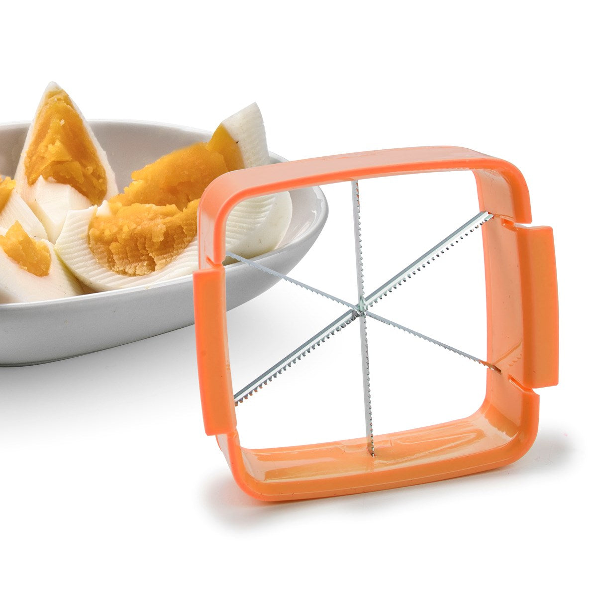 Multifunctional five-in-one cut🌟hand-held dish and fruit splitter