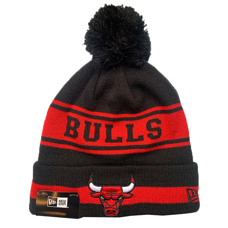 Chicago Bulls Beanie New Era