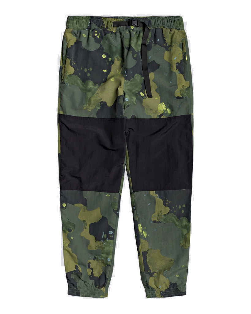 Paint Camo Trail Pants - ELEMENT