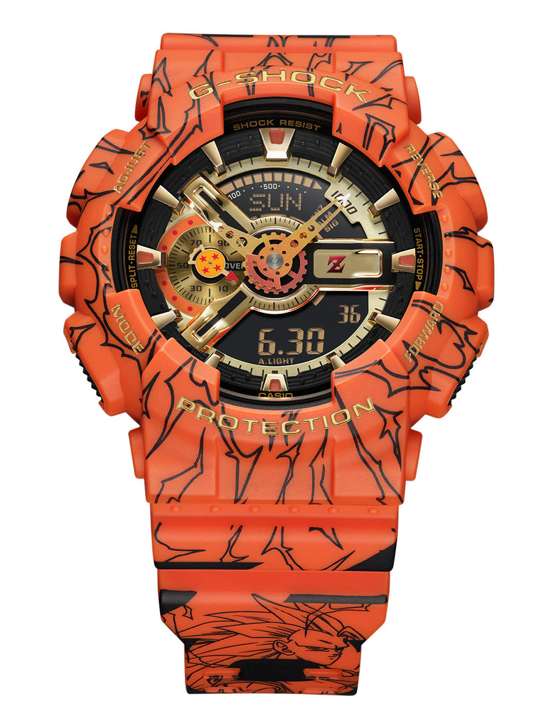 G-Shock x Dragon Ball Z Watch