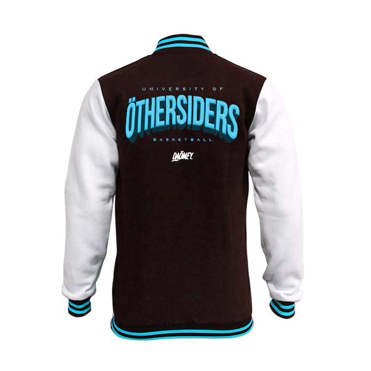 The Other Side Varsity Jacket