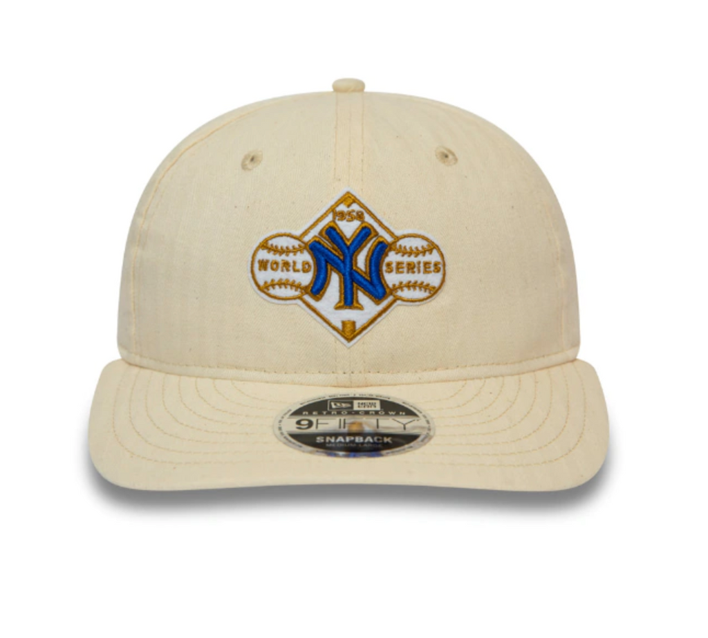 NEW YORK YANKEES COOPERSTOWN STONE LOW PROFILE 950 CAP