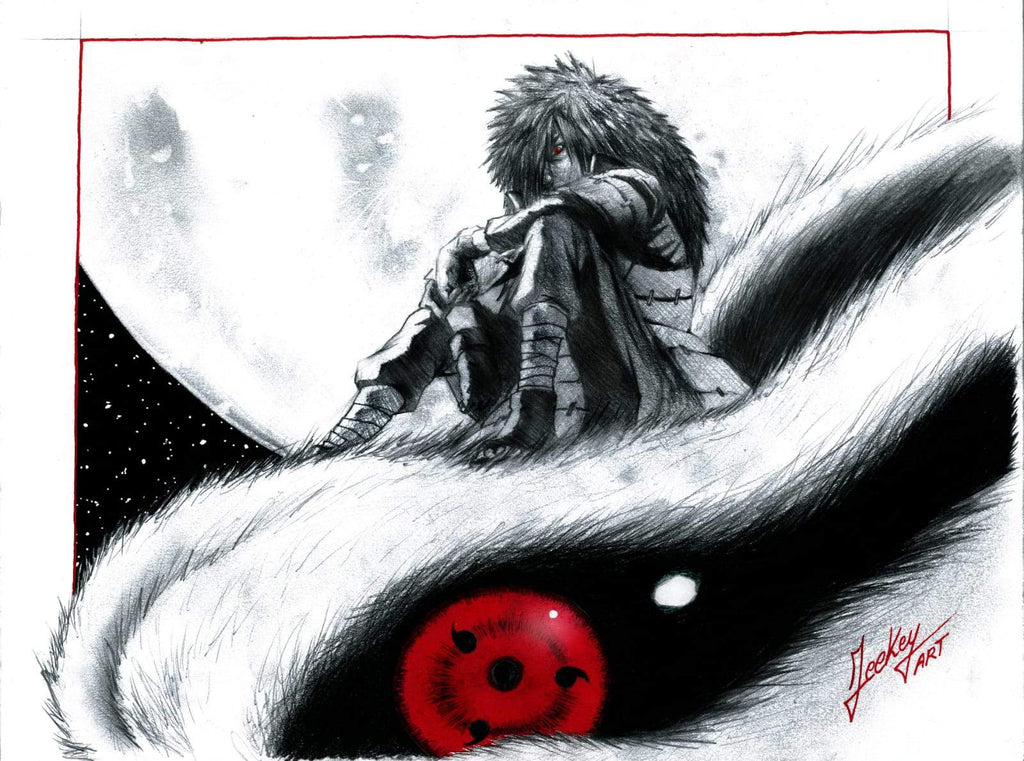 Daomey-Art-Collection-madara-naruto-manga-Painting
