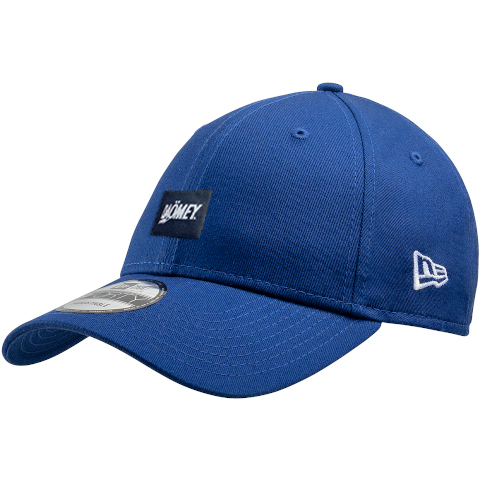 royal blue new era snap back cap