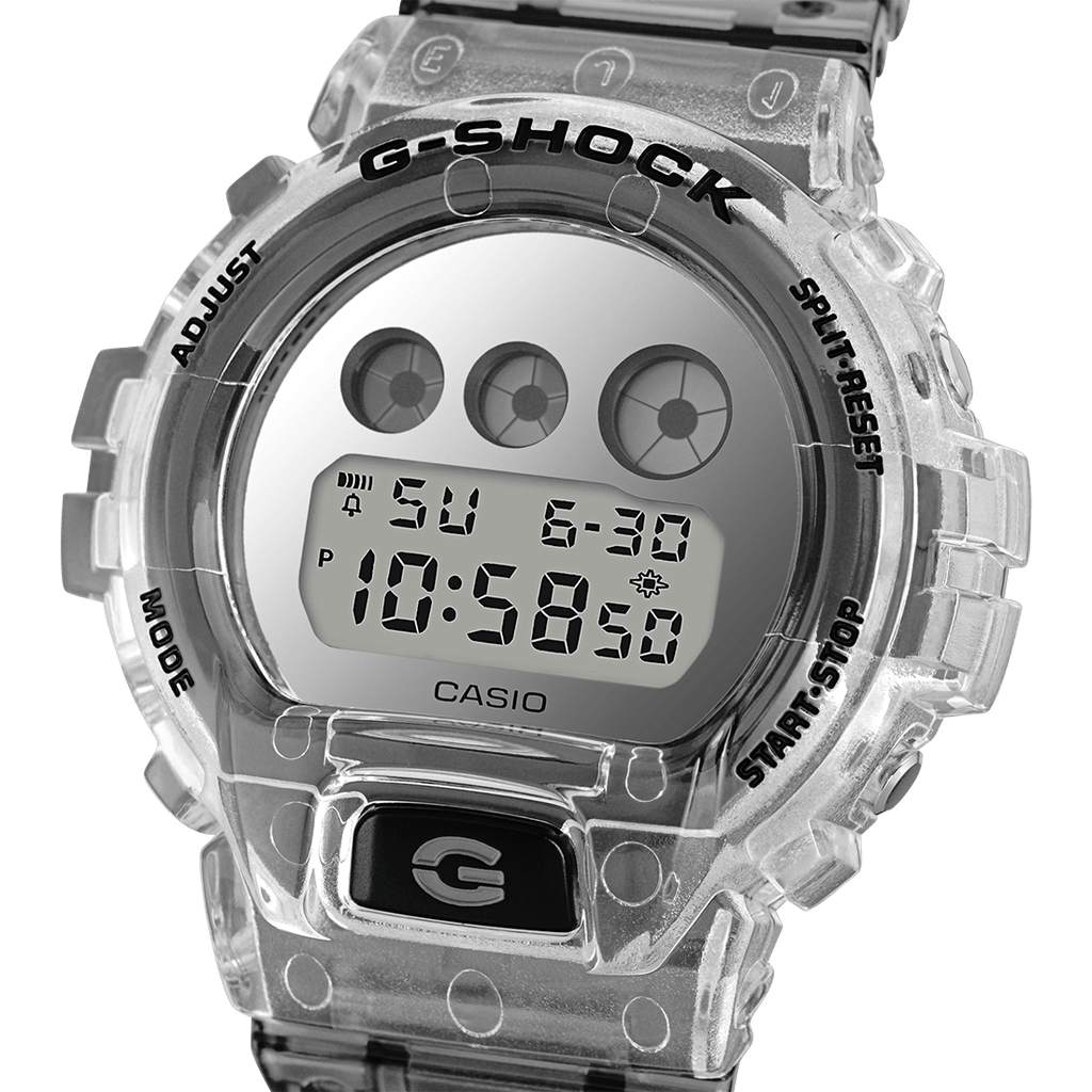 G-Shock - Super Clear Skeleton Series