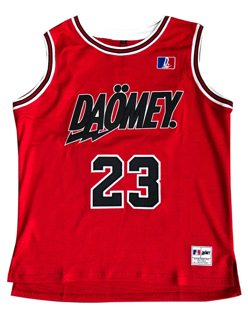 Streetwear - Jersey - Basketball - Daömey - Culture - Design - Hype