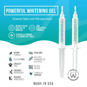 Deluxe Teeth Whitening Kit Professional Strength