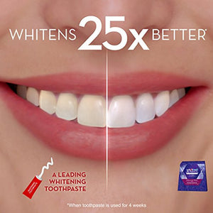 Crest 3d Whitestrips Glamorous White Long Lasting Cali White