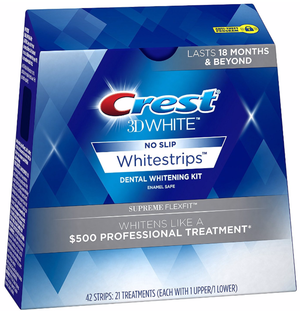 Crest 3D Whitestrips Supreme Flexfit - Crest Whitestrips United Kingdom