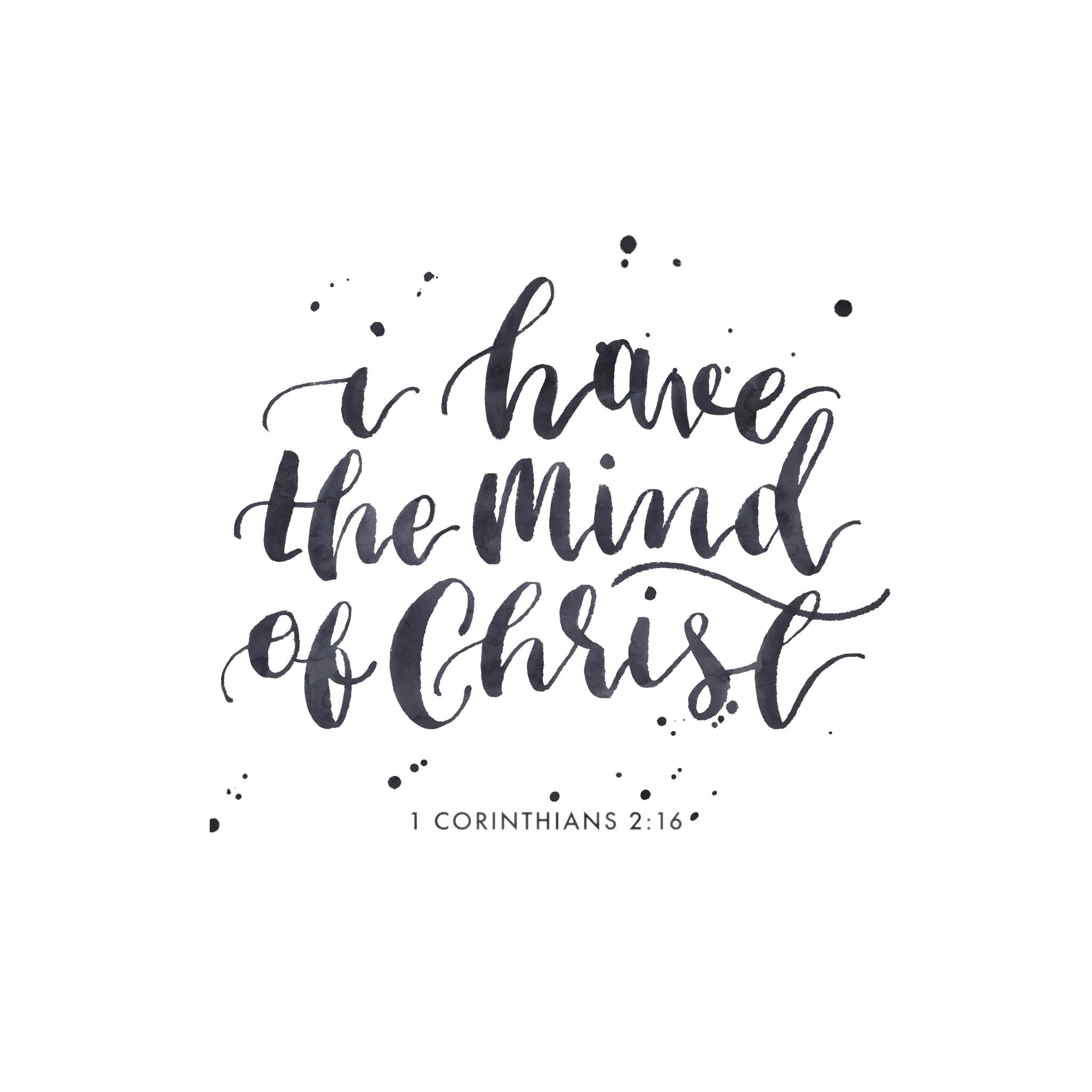I have the mind of Christ | Day 7