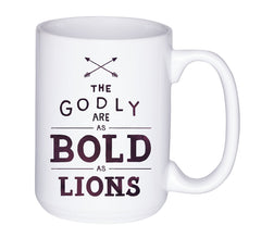 Bold as a Lion | Power Mug