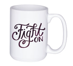 Fight On | Power Mug