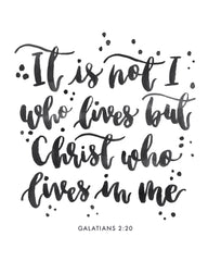 Christ Lives in Me | Day 47