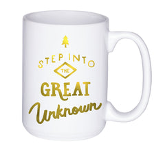 Great Unknown | Power Mug