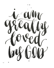 I am Greatly Loved | Day 43