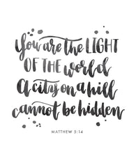 I am the Light of the World | Day 34