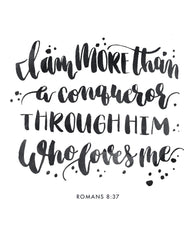 I am More Than a Conqueror | Day 26