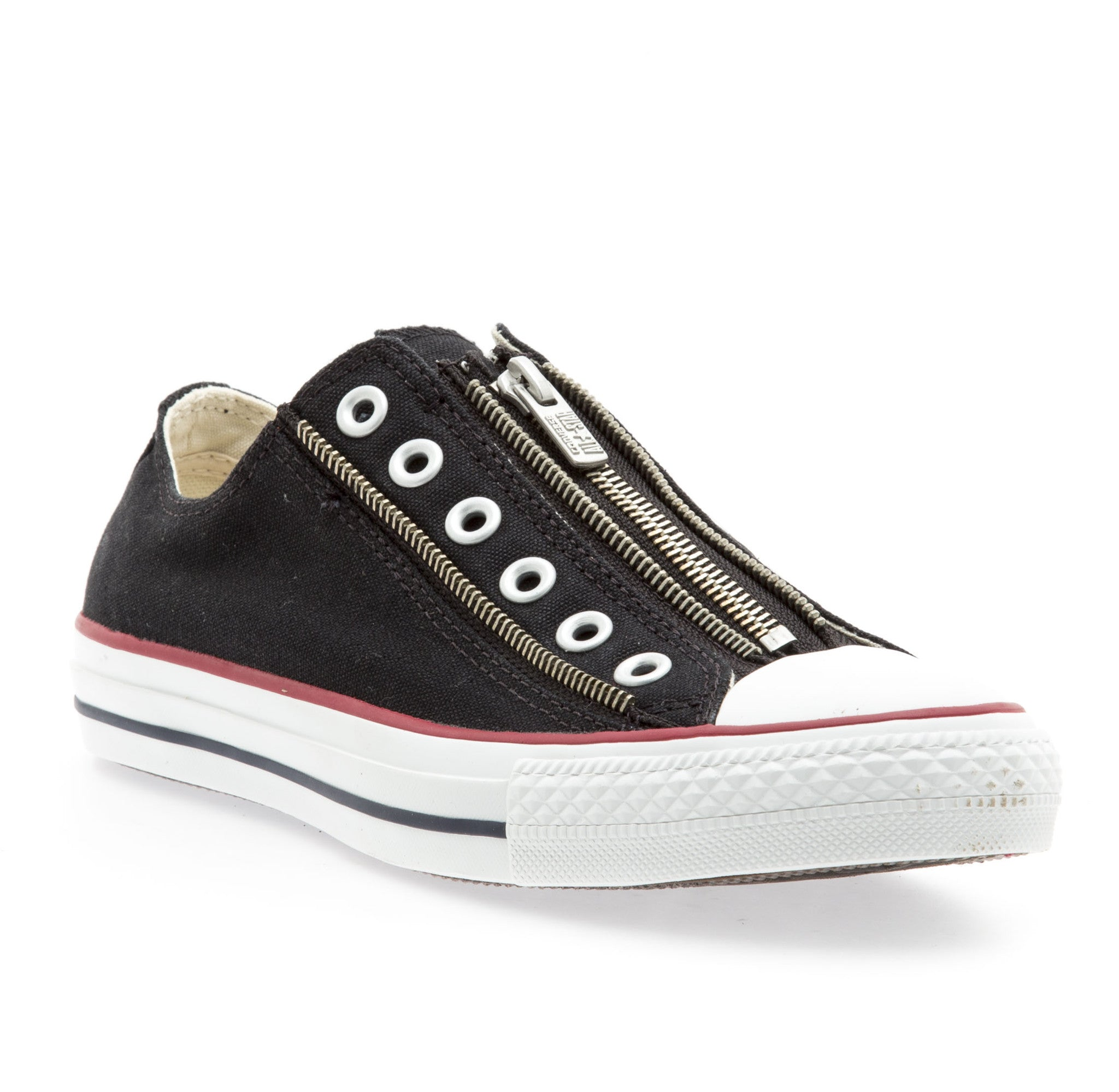 Womens Chuck Taylor All Star Tri Zip Slip On